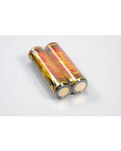 TrustFire beskyttet 18650 3000mAh Li-ion oppladbart batteri (1 par)