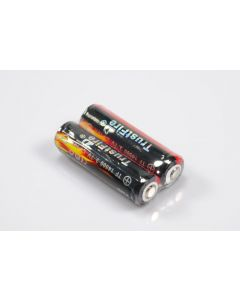 TrustFire beskyttet 3.7V 900mAh oppladbart Li-ion 14500 batteri (1 par)