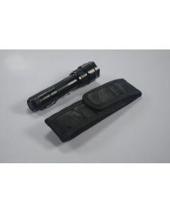 Lyktene lommelykt hylster For enkelt 18650 batteri lommelykter