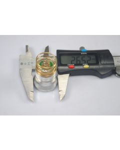SSC P7 900 lumen 2.7 ~ 4.2V 5-modus 26.5 mm OP LED lampe-dekselet