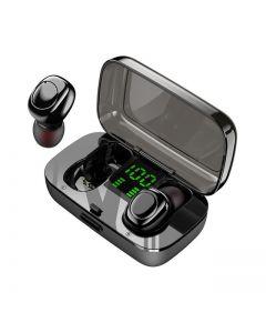 Touch Control TWS XG23 5,0 hodetelefoner Bluetooth trådløse hodetelefoner HIFI stereo trådløse ørepropper headset med mikrofon