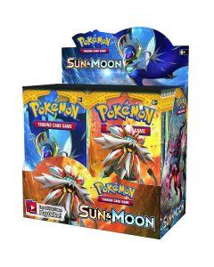 Pokemon Kort TCG: Sun &Moon Booster Box Trading Card 36 Pakker