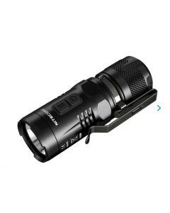 Nitecore EC11 CREE XM-L2 U2 LED 900 lumen lommelykt vanntett redning søk lommelykt