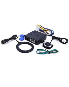Auto bil Alarm bilen motoren trykk Start knappen RFID lås tenning Starter Keyless oppføring Start stopp startsperre tyverialarm systemet