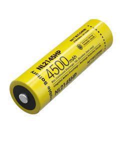 NITECORE NL2145HP 4500mAh 3.6V 16.2Wh 21700 Li-ion oppladbart batteri