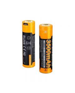 FENIX ARB-L18-3500U 3500mAh USB lade batteri-1 stk