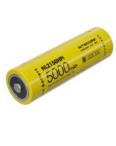 NITECORE NL2150HPi 5000mAh 3.6V 18Wh 21700 Li-ion oppladbart batteri