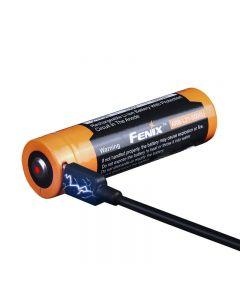 FENIX ARB-L21-5000U USB oppladbart 21700 Li-ion batteri