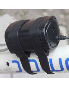 8.4V 8000mah 6 x 18650 vanntett oppladbart Li-ion batteripakke justerbar 18650 batteri satt For ledet sykkel lys & hodelykt