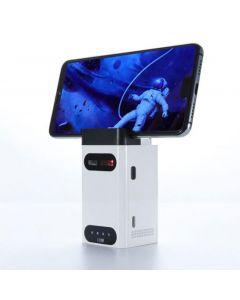 Bluetooth Virtual Laser Keyboard Wireless Projection Mini Keyboard Portable for Computer Phone Pad Laptop med Mouse Funksjon