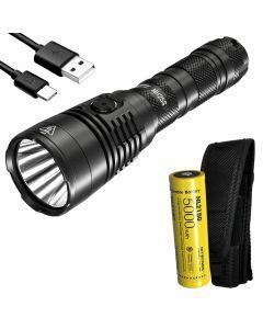 Nitecore MH25S Luminus SST-40 1800 Lumen USB-C oppladbar lommelykt