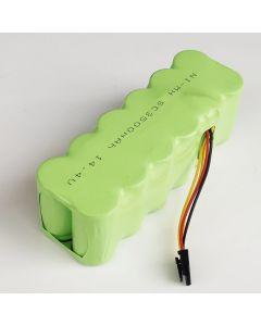 14.4V NI-MH SC oppladbart batteri 3500mAh for støvsuger