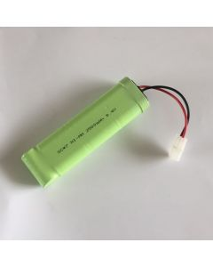 Ni-MH 8.4V SC * 7 2500mAh RC hvit plugg batteripakke