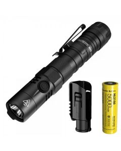 Nitecore MH12 V2 CREE XP-L2 V6 LED 1200 Lumen 21700 batteri lommelykt