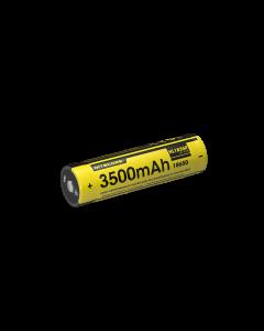 NITECORE NL1835R 3.6V høy ytelse mikro-USB 18650 oppladbart batteri