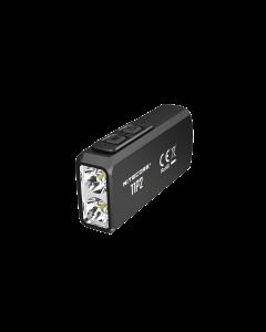 NITECORE TIP2 CREE XP-G3 S3 LED 720 lumen USB oppladbart nøkkelring lommelykt