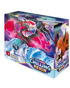 360pcs Pokémon TCG: Sword & Shield Chilling Reign Booster Display Box Collection Card Game Toy Kids Gift