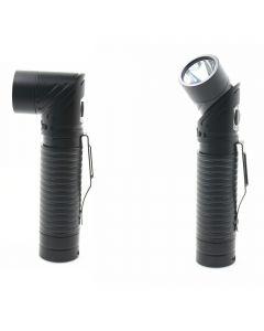 USB oppladbare LED CREE XM-L T6 700 lumen justerbar-frontlys magnet lommelykt lommelykt