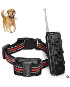Hund Walker Elektronisk Hundetrening Enhet Vibrasjon Trening Hund Fjernkontroll Hundetreningsenhet Korrigere dårlige vaner