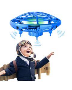 UFO Flying ball leker, tyngdekraften trosse hånd-kontrollerte suspensjon helikopter leketøy, infrarød induksjon interaktiv drone innendørs flyer leker