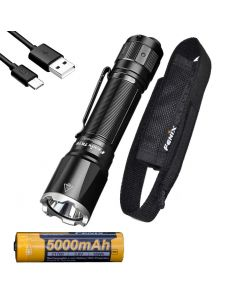 Fenix TK16 V2.0 Luminus SST70 LED 3 0 lumen vanntett redning søk LED lommelykt