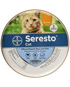 Seresto Loppe & Tick Krage For Katter, Alle Vekter &Størrelser