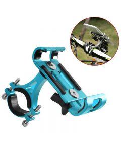 Aluminiumslegering mobiltelefon holder står for sykkel motorsykkel metall terrengsykkel vei sykkel telefon holder