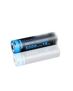 IMALENT MRB-217P50 21700 5000MAH 3.6 V USB oppladbart batteri