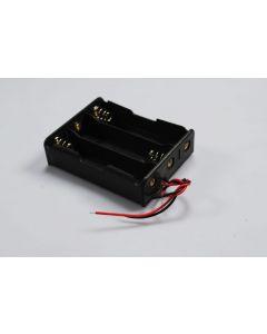 DIY batteriboksen for 3 * 18650 batteri