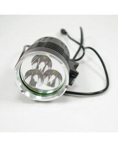 SKY RAY 3T6 sykkel lys 3xCree XM-L T6 3800 lumen 4 modus LED sykkel lys
