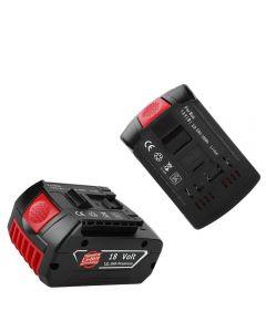 2020 18V oppladbart batteri for Bosch 18V batteri backup bærbar erstatning for Bosch BAT609
