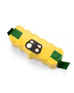 14.4V Ni-MH batteri for iRobot Roomba Sweeper batteri