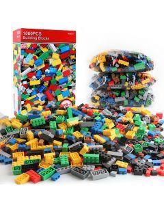 00 stykker DIY byggeklosser bulk sett byen kreativ klassisk technic skaperen murstein montering brinquedos barn pedagogiske leker