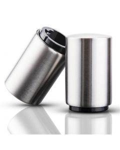 kjøkken rustfritt stål flaskeåpner ølåpner automatisk magnetisk øl åpnere bar vinåpner verktøy