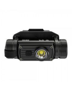 Nitecore HC60M CREE XM-L2 U2 00 Lumen LED USB oppladbart frontlys med 3400mAh 18650 batteri
