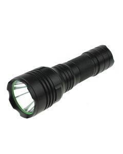 Høy Quanlity Cree XML-T6 5 modus 1200 Lumen Super lyse LED lommelykt lommelykt bruker 1 pc 26650 batteri