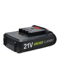 21V litiumbatteri Li-ion batteri elektroverktøy oppladbart drill for trådløs skrutrekker batteri elektrisk drill