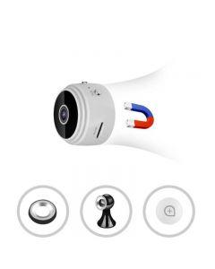 A9 DV wifi mini kamera 80P HD bevegelsesdeteksjon / IR nattsyn 150 graders vidvinkel stemme video webkamera